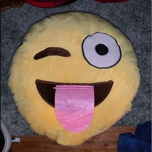 PRICE DROP! Emoji pillow